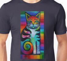 Rainbow kitty 2 Unisex T-Shirt