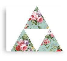 Floral Zelda Canvas Print