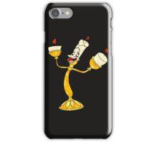 Lumiere Mosaic on Black iPhone Case/Skin