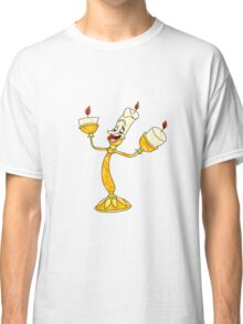 Lumiere Mosaic on Black Classic T-Shirt