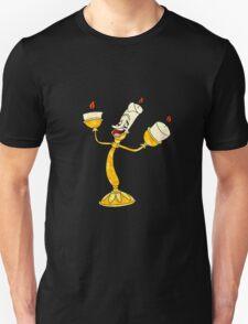 Lumiere Mosaic on Black Unisex T-Shirt
