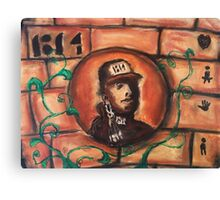 Rhythm Nation 1814 Canvas Print
