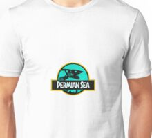 Permian Sea logo - danger in the sea Unisex T-Shirt