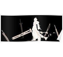 Cloud Strife - Final Fantasy Poster