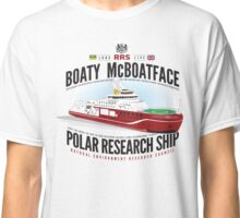 Boaty McBoatface Classic T-Shirt