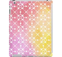 Swirly Heart iPad Case/Skin