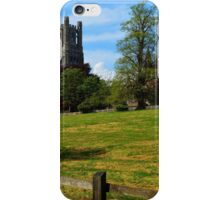 The Cathedral of Ely, Cambridgeshire, UK iPhone Case/Skin