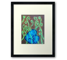 Broken Hearts Heal  Framed Print