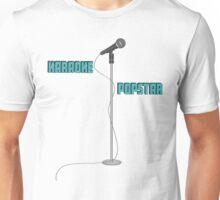 karaoke Popstar Unisex T-Shirt