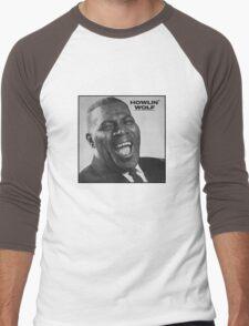 Howlin' Wolf Men's Baseball ¾ T-Shirt