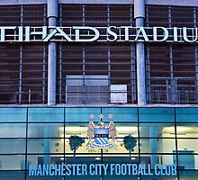 ETIHAD STADIUM by MIKESCOTT