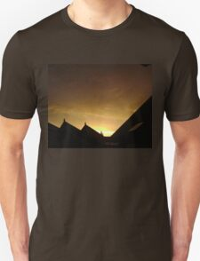 Evening Roof Unisex T-Shirt