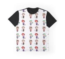 Youtube Squad Graphic T-Shirt