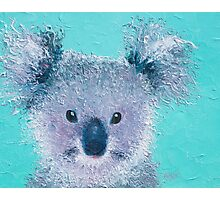 Koala painting Photographic Print