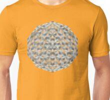 moon cube Unisex T-Shirt
