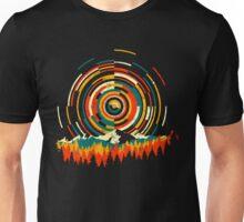Geometry Sunrise Last Man On Earth Mountain Shirt Unisex T-Shirt