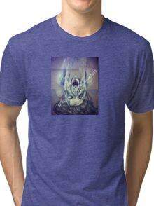 I Give Myself to the Dreams  Tri-blend T-Shirt
