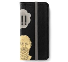 Socratic Method, Internet Style iPhone Wallet/Case/Skin