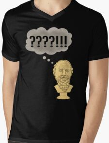 Socratic Method, Internet Style Mens V-Neck T-Shirt