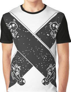 Skateboard X Graphic T-Shirt