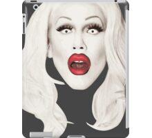 Sharon NEEDLES iPad Case/Skin