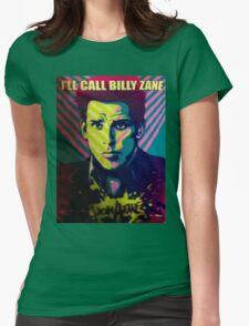 I'LL CALL BILLY ZANE DON ATARI SHIRT ZOOLANDER 2 Womens Fitted T-Shirt