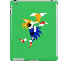 Sonic and Tails iPad Case/Skin