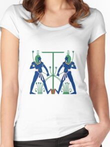 Egypt 1 Women's Fitted Scoop T-Shirt