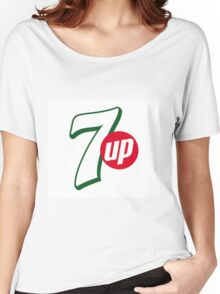 7 soda Women's Relaxed Fit T-Shirt