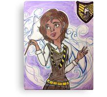 Sweet Hufflepuff Canvas Print