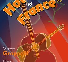 Quintette du Hot Club de France by Steve Harvey