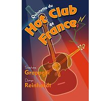 Quintette du Hot Club de France Photographic Print
