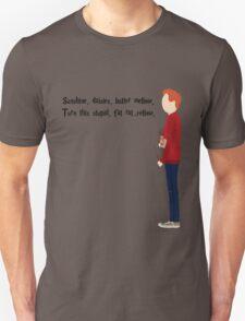 Ron Weasley - Sunshine, daisies, butter mellow Unisex T-Shirt