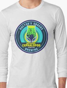 Mutagenic Cephalopod Long Sleeve T-Shirt