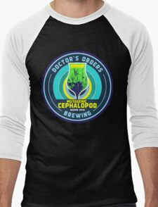 Mutagenic Cephalopod Men's Baseball ¾ T-Shirt