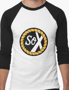 social experiment  chance the rapper  Men's Baseball ¾ T-Shirt