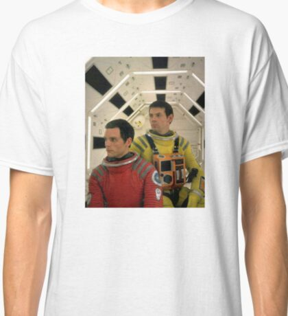 2001 A Space Odyssey Classic T-Shirt