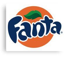 Fanta-stick Canvas Print