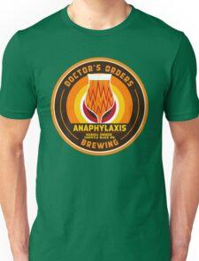 Anaphylaxis - Manuka Smoked Black IPA w/ chipotle Unisex T-Shirt