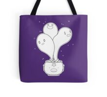 Ghostly Brew Tote Bag