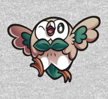 Rowlet One Piece - Long Sleeve