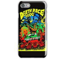 Death Race iPhone Case/Skin