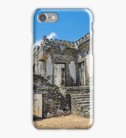Aipelo Prison Ruins iPhone Case/Skin