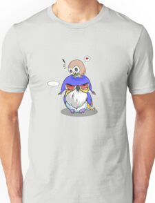 Hoo hoo! Unisex T-Shirt