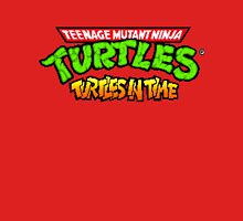 TMNT Turtles In Time logotype Unisex T-Shirt