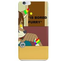 Boredom iPhone Case/Skin