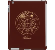 Alchemist of the New Earth iPad Case/Skin