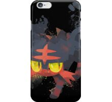 Litten Watercolor iPhone Case/Skin