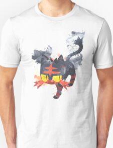 Litten Watercolor T-Shirt