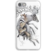 protect our wildlife  iPhone Case/Skin